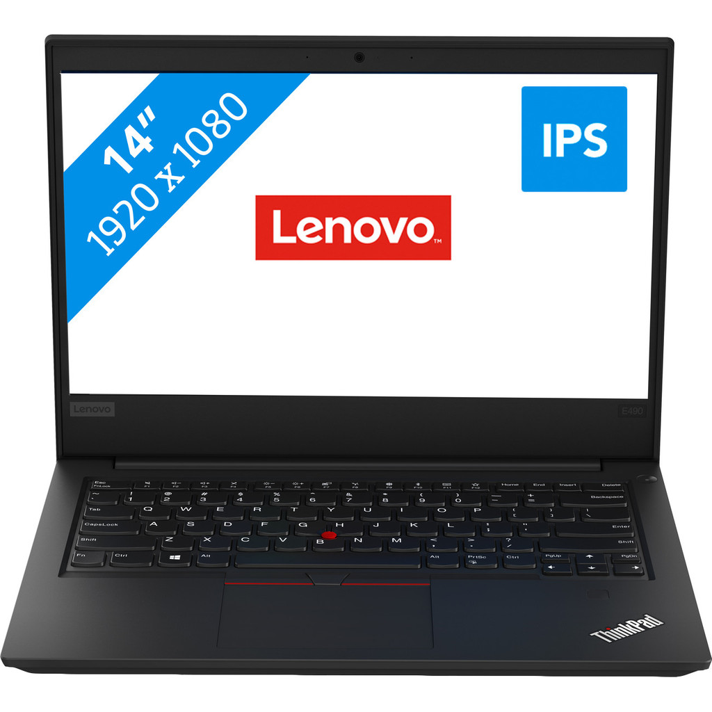 Lenovo ThinkPad E490 - i7-16GB-512GB