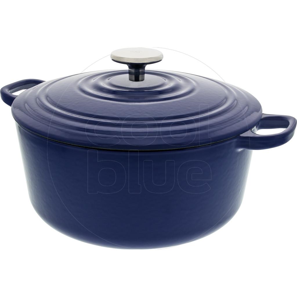 Afbeelding van BK Bourgogne Braadpan 24 cm Royal Blue pan