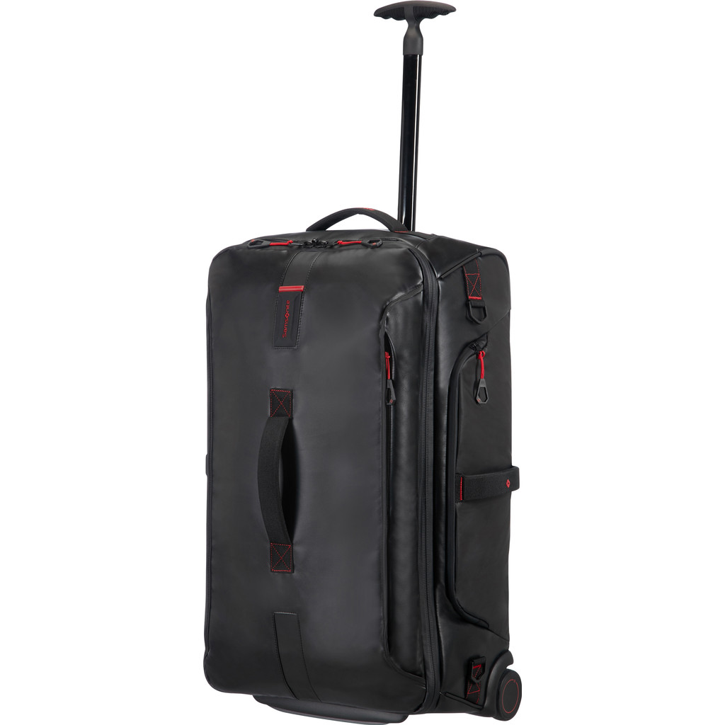 Samsonite Paradiver Light Duffle Wheels 67 Black