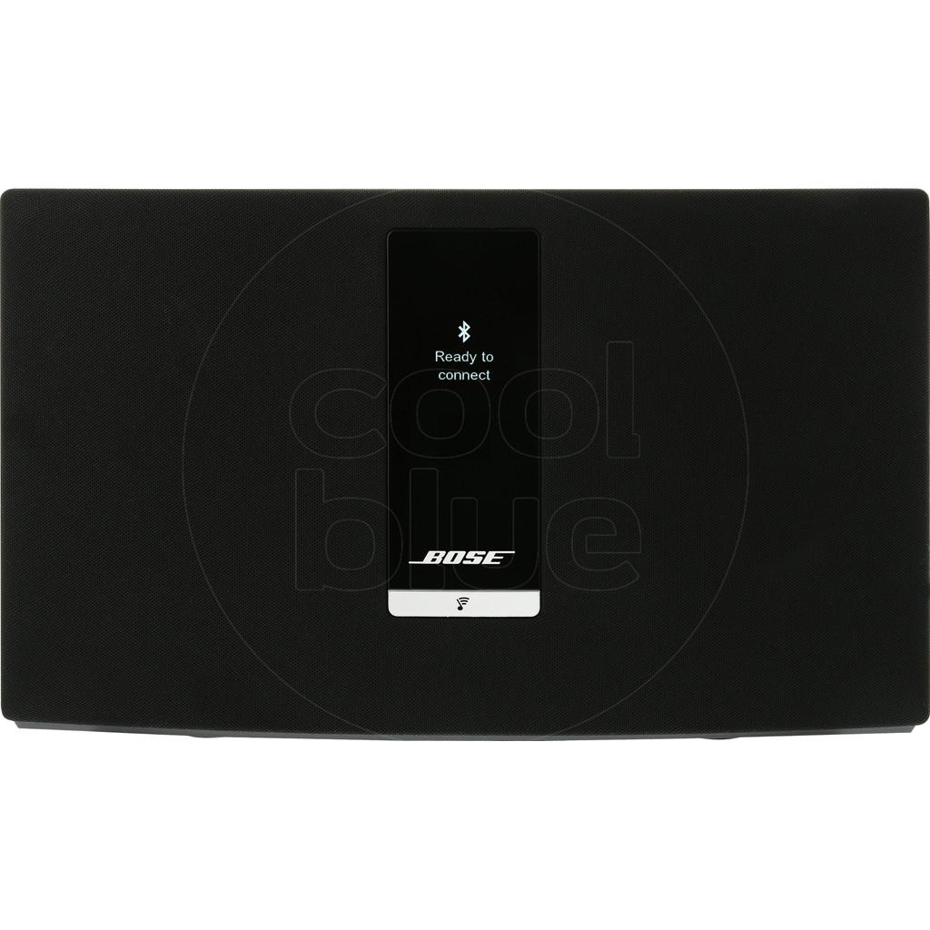 SoundTouch® 20 series III wireless music system (zwart)