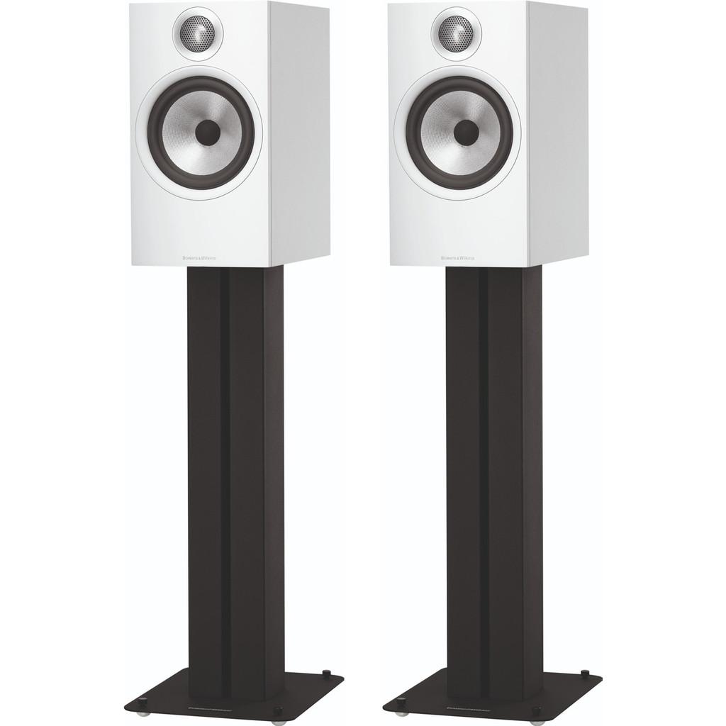 Afbeelding van Bowers & Wilkins 606 Wit (per paar) hifi speaker