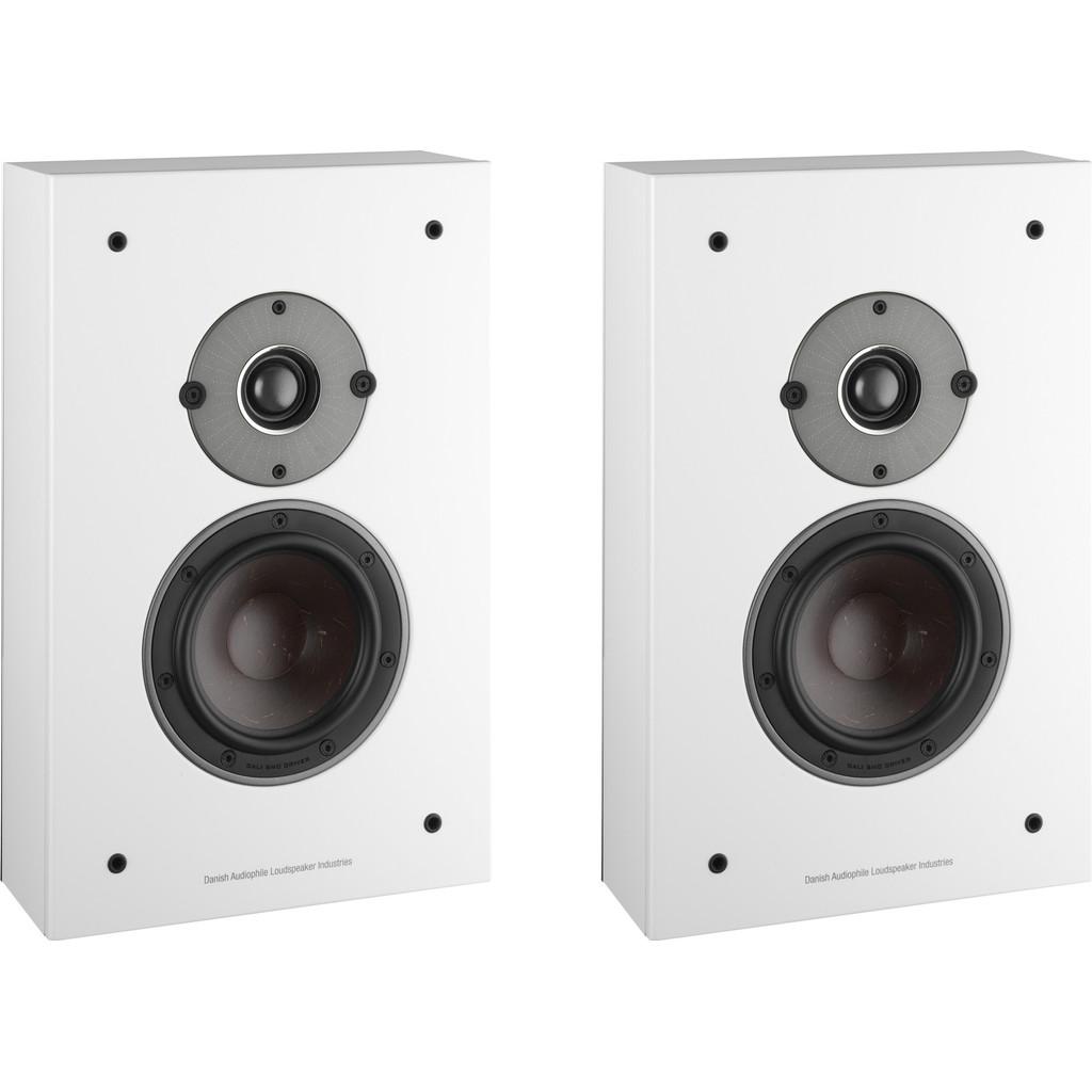 Afbeelding van Dali OBERON ON WALL Wit (per paar) hifi speaker