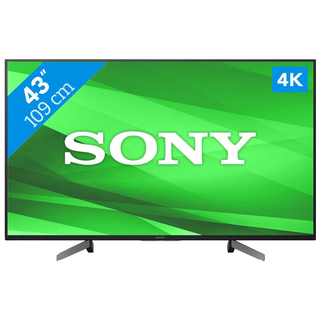 SONY UHD TV KD-43XG8096