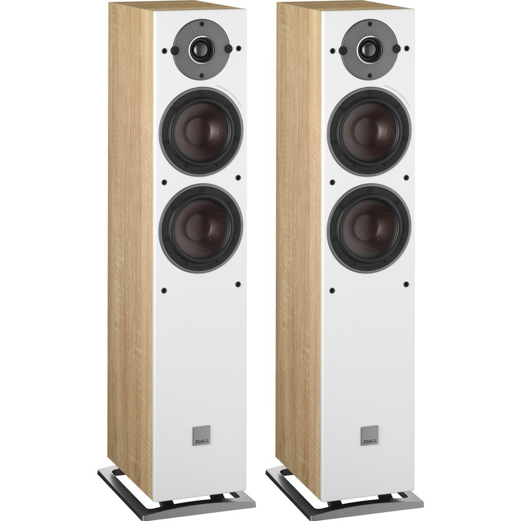Afbeelding van Dali OBERON 5 Licht eiken (per paar) hifi speaker