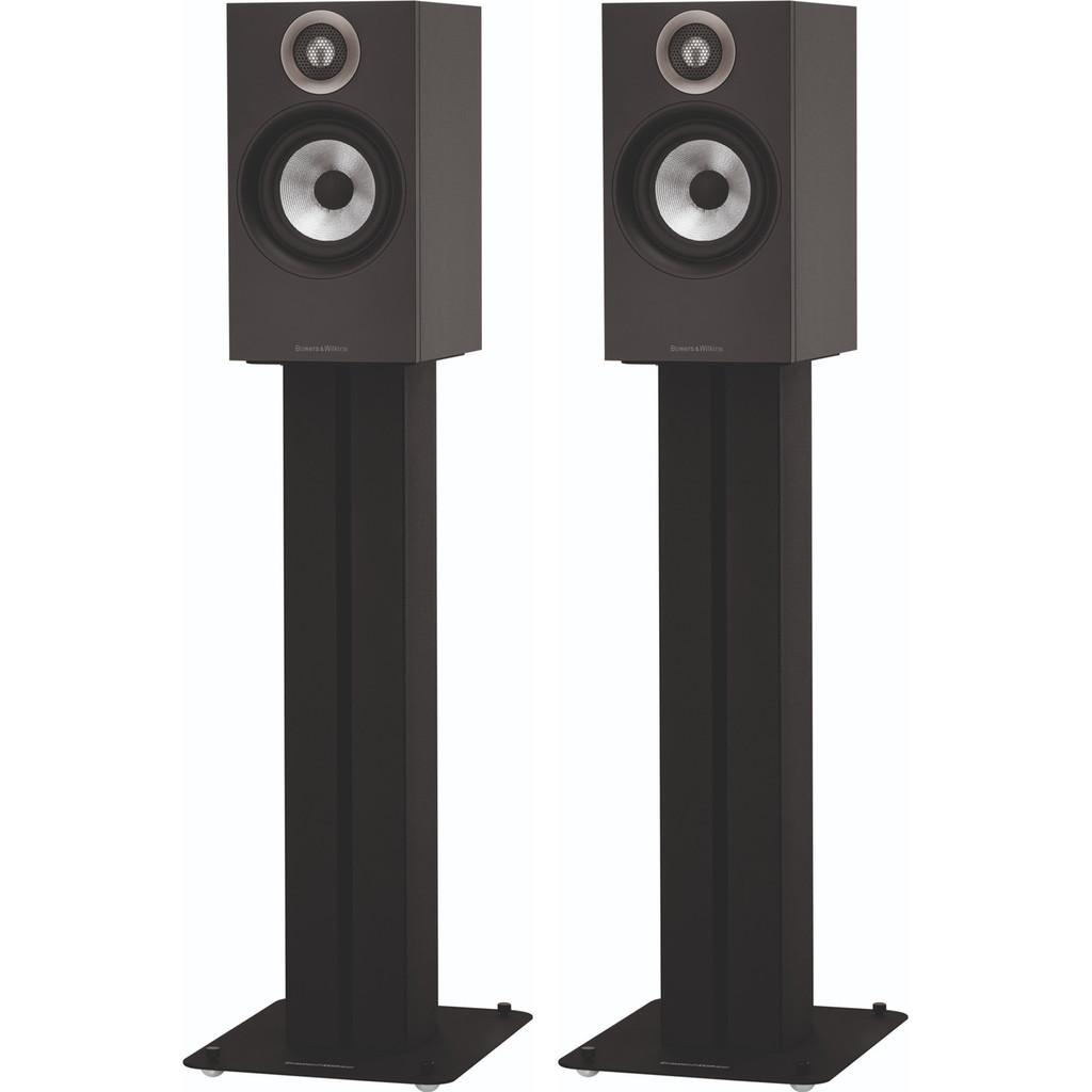 Afbeelding van Bowers & Wilkins 607 Zwart (per paar) hifi speaker