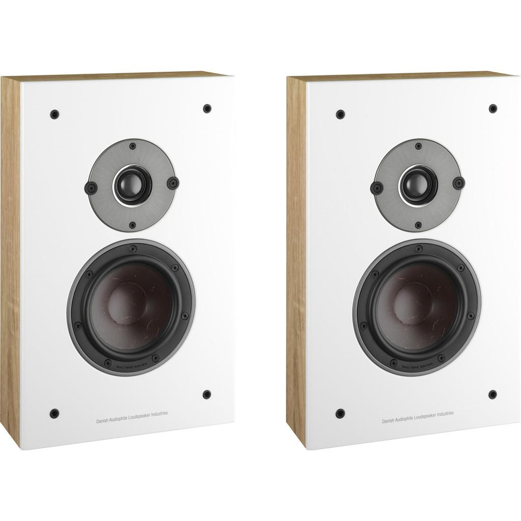 Afbeelding van Dali OBERON ON WALL Licht eiken (per paar) hifi speaker