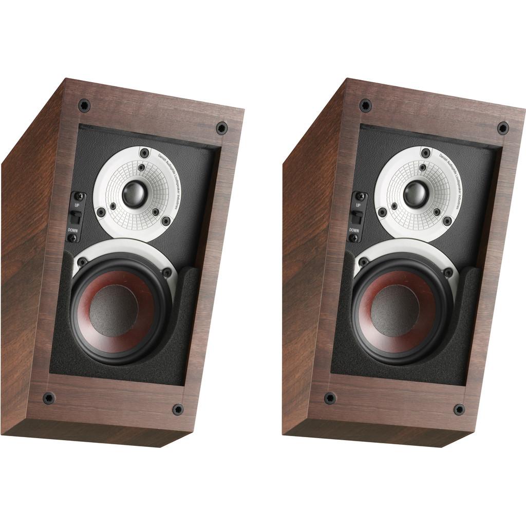 Afbeelding van Dali Alteco C 1 Bruin (per paar) hifi speaker