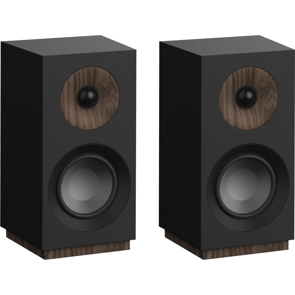 Jamo S 801 Boekenplank Speaker Zwart (per paar) kopen