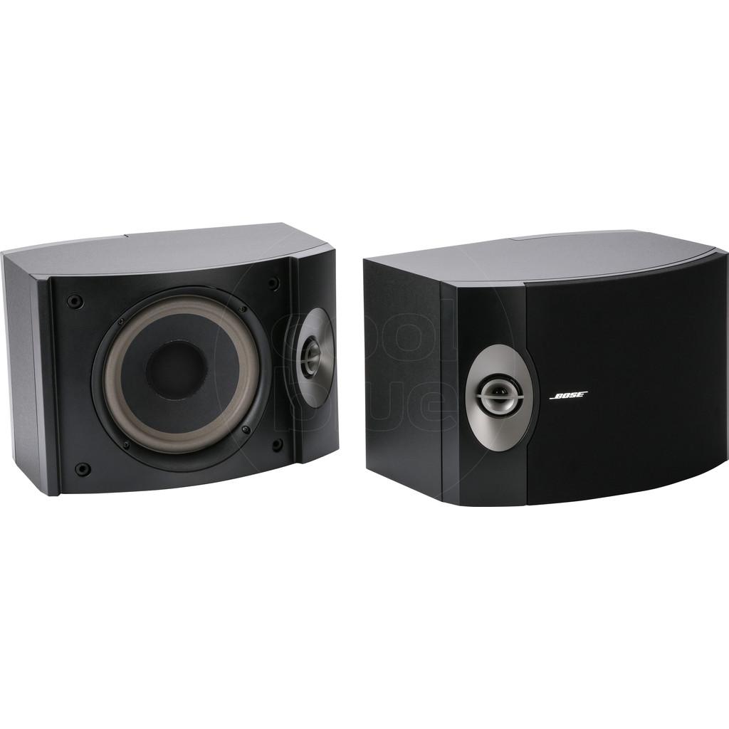 Bose 301 Zwart (per paar)