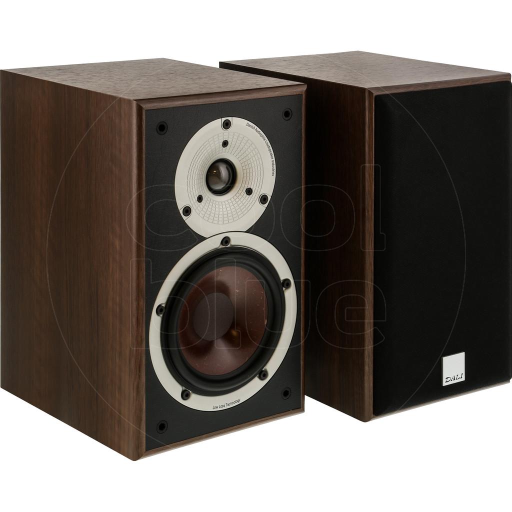 Afbeelding van Dali Spektor 2 Walnoot (per paar) hifi speaker