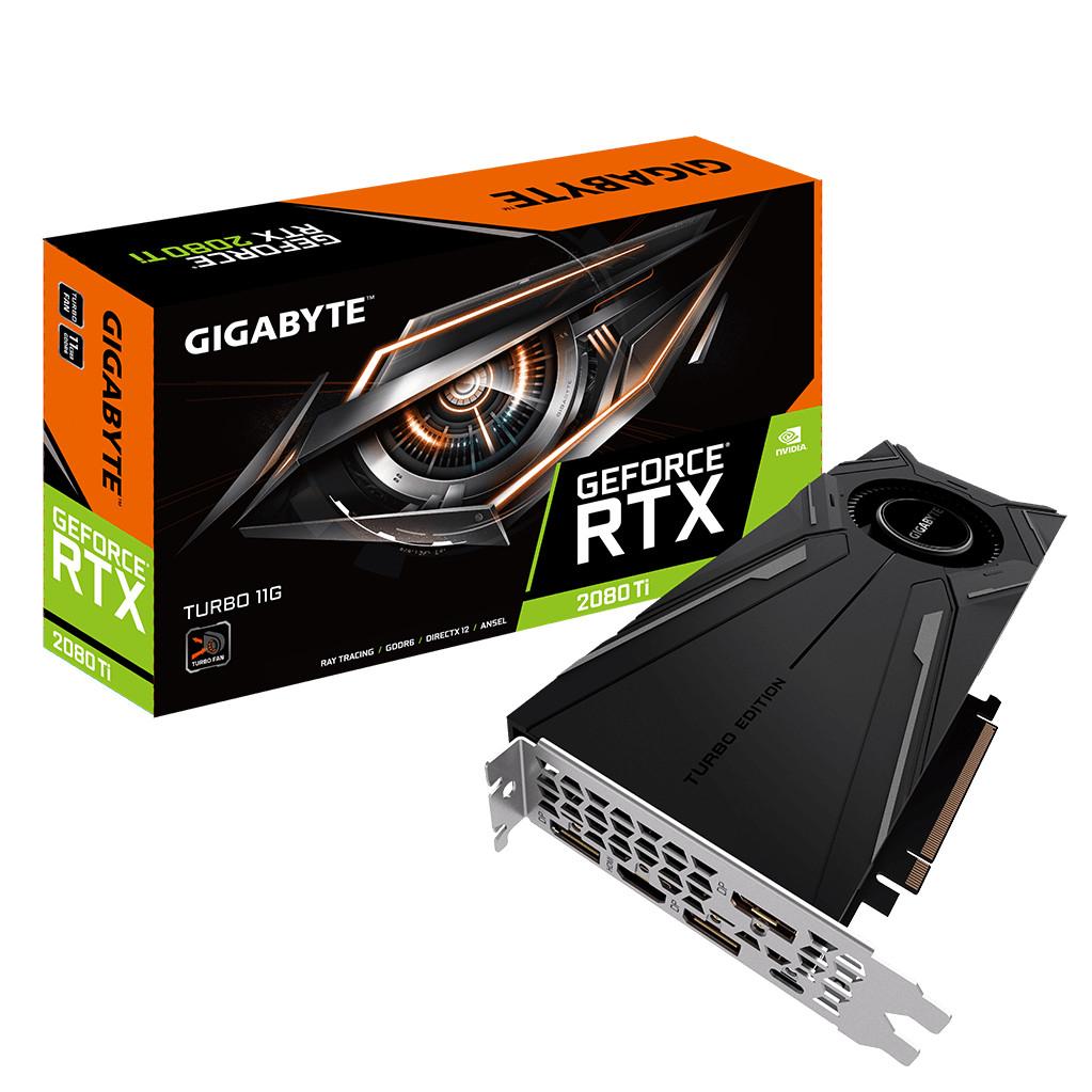 Gigabyte GeForce RTX 2080 Ti TURBO 11G kopen