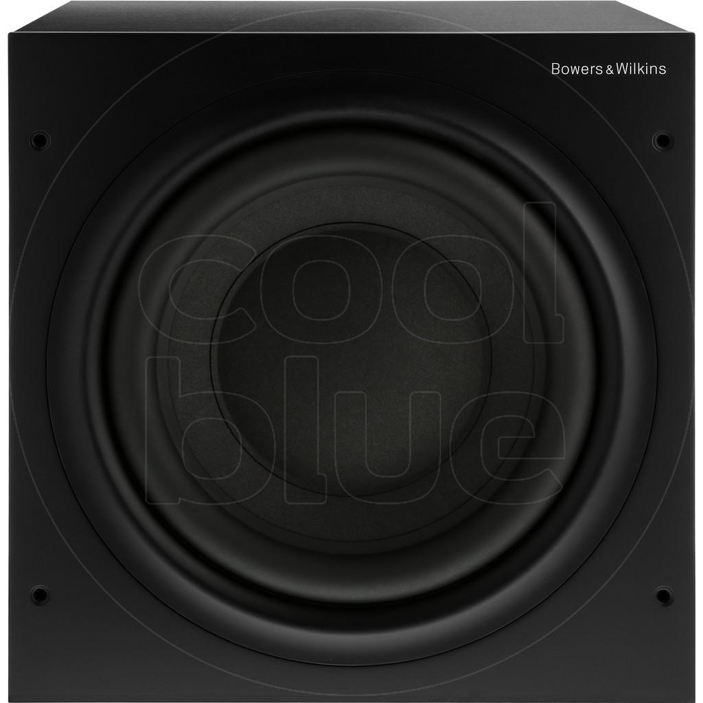 Afbeelding van Bowers & Wilkins ASW610XP Zwart hifi speaker