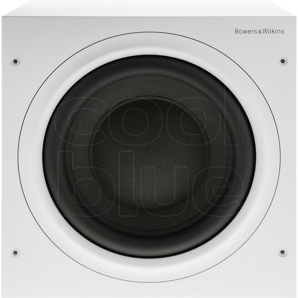 Afbeelding van Bowers & Wilkins ASW610XP Wit hifi speaker