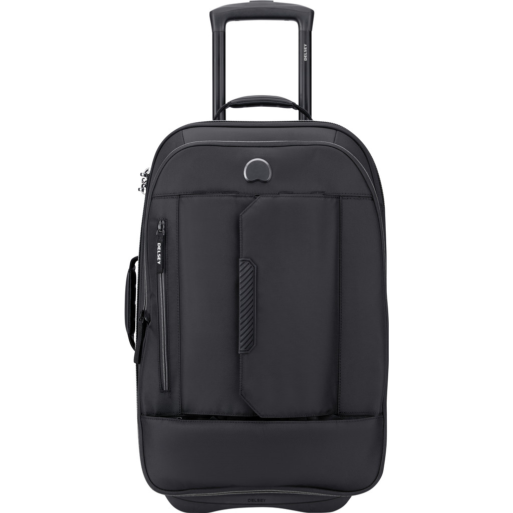 Delsey Tramontane Backpack Trolley 55cm Black