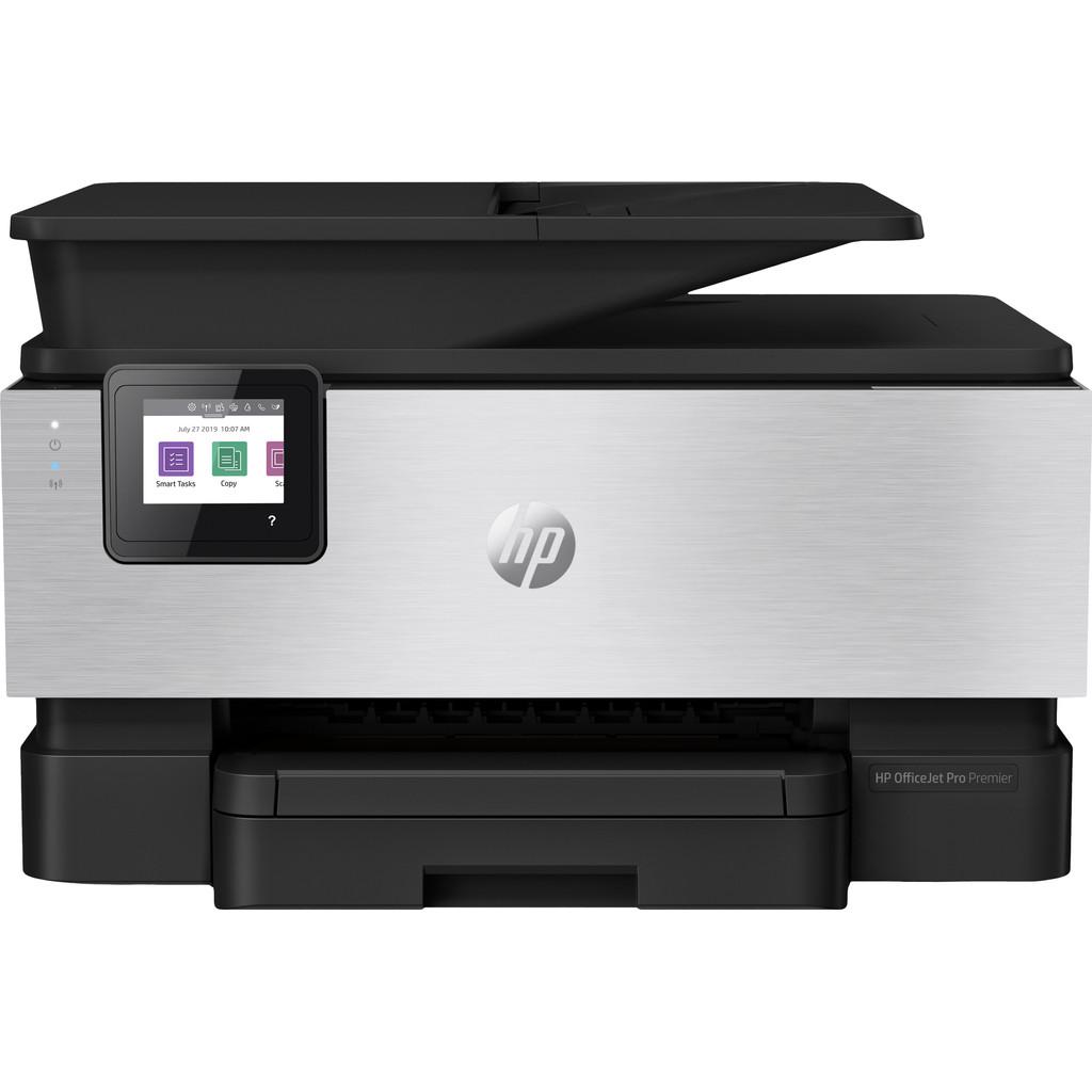 HP Officejet Pro 9019 All-in-One Premium Aluminium Multifunctionele inkjetprinter Printen, Scannen,