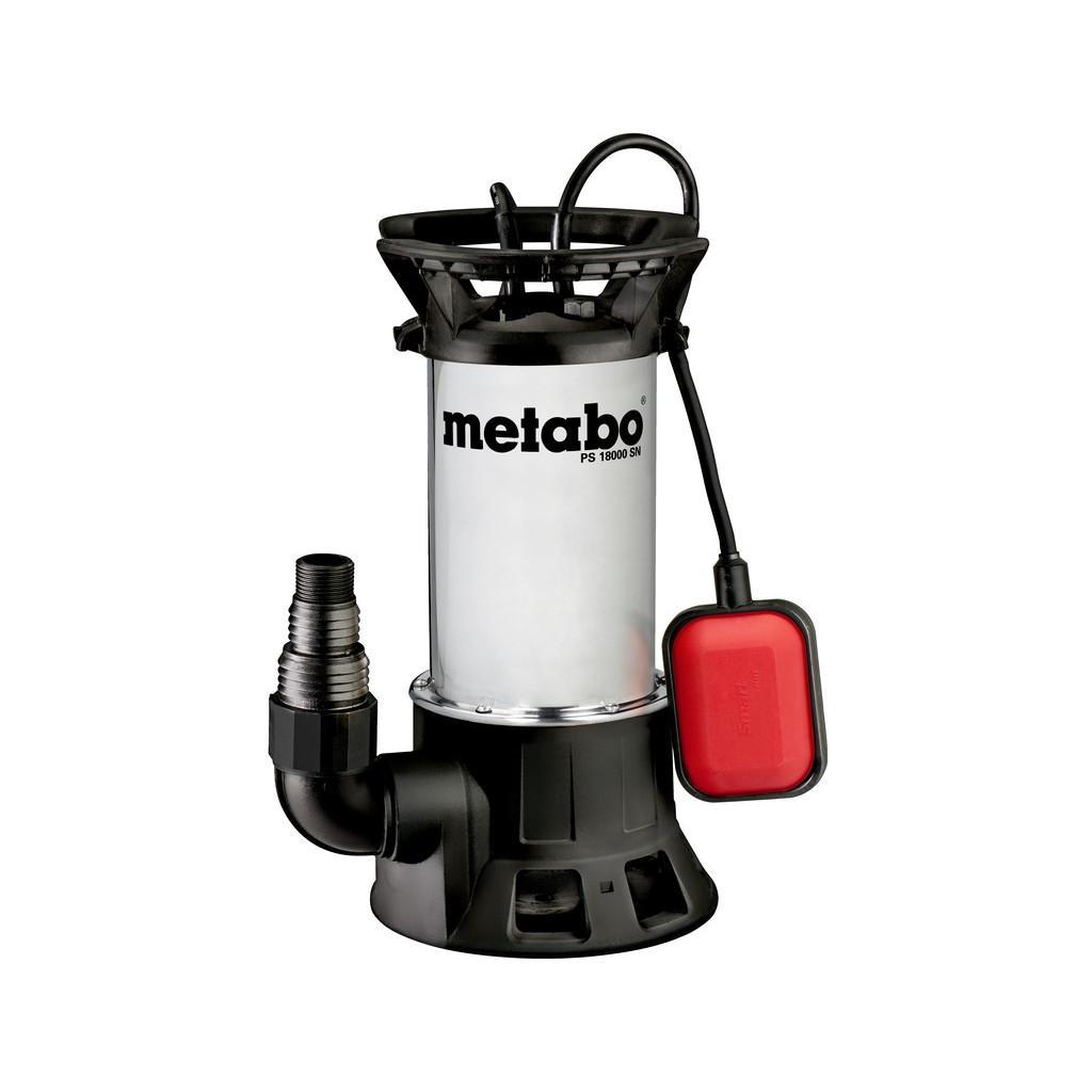 Metabo Dompelpomp Ps18000snvlot 1100W