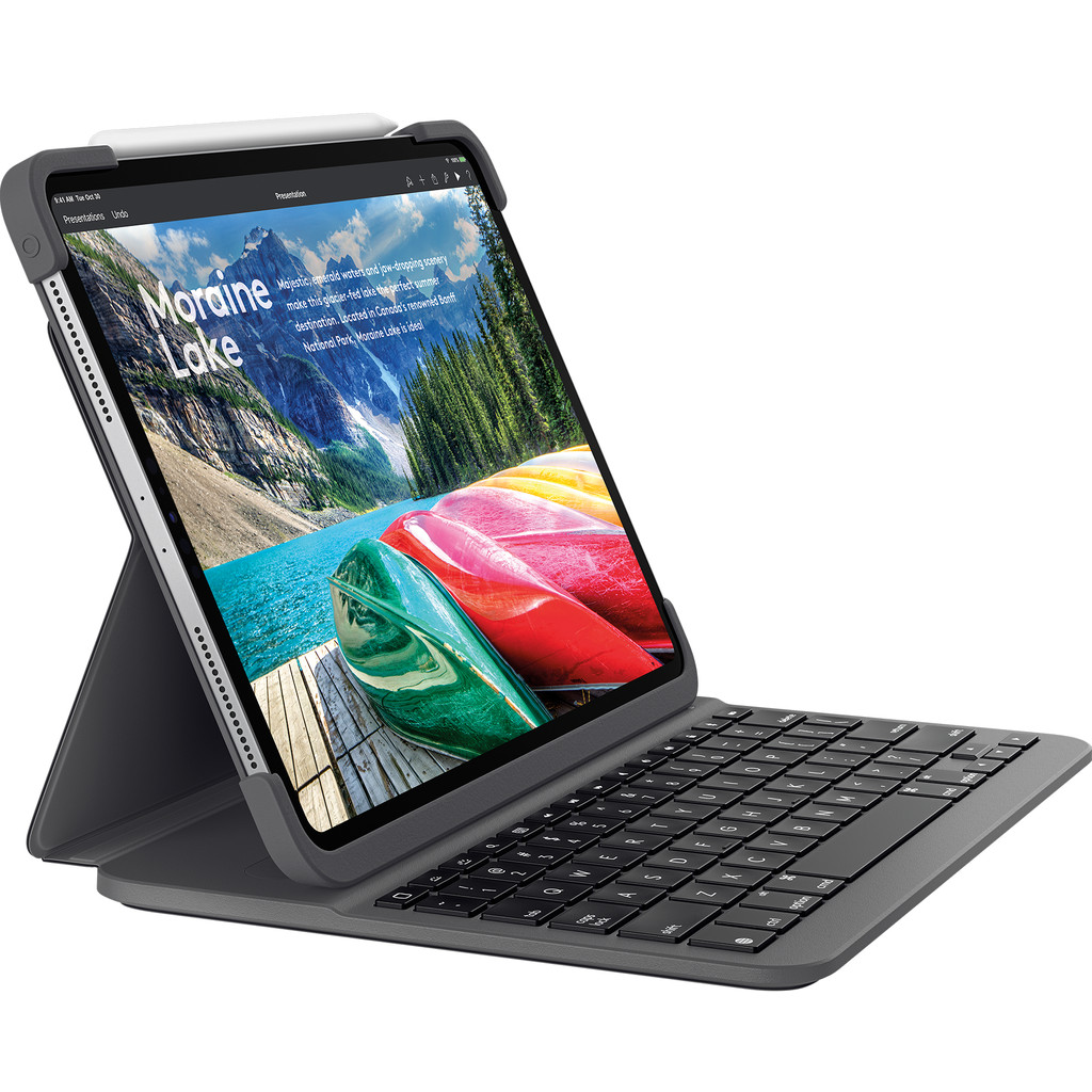 """Slim Folio Pro voor iPad Pro 12.9"""" (3e generatie)"""