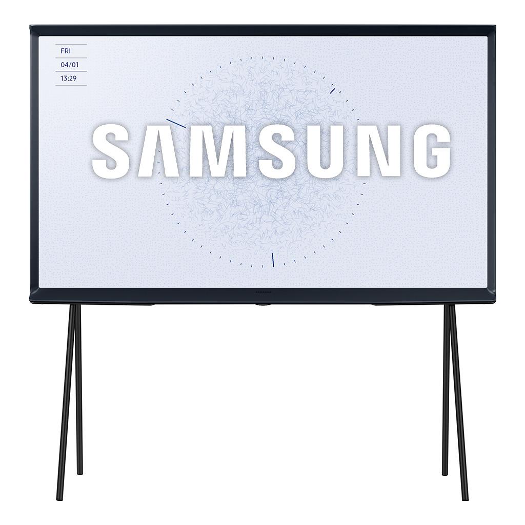 Samsung QE43LS01R The Serif Blauw - QLED