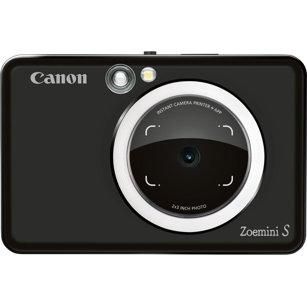 Canon Zoemini S instant camera Matte Black