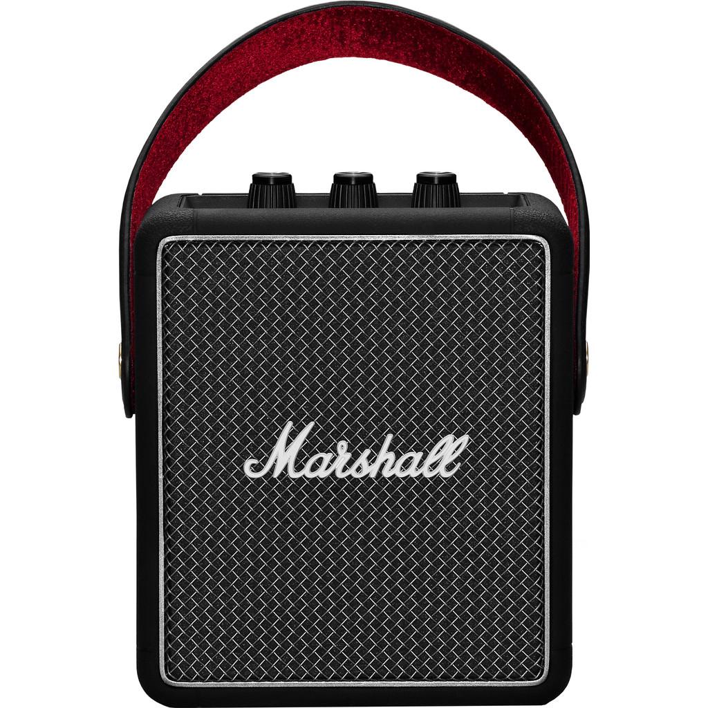 Marshall Stockwell II Zwart