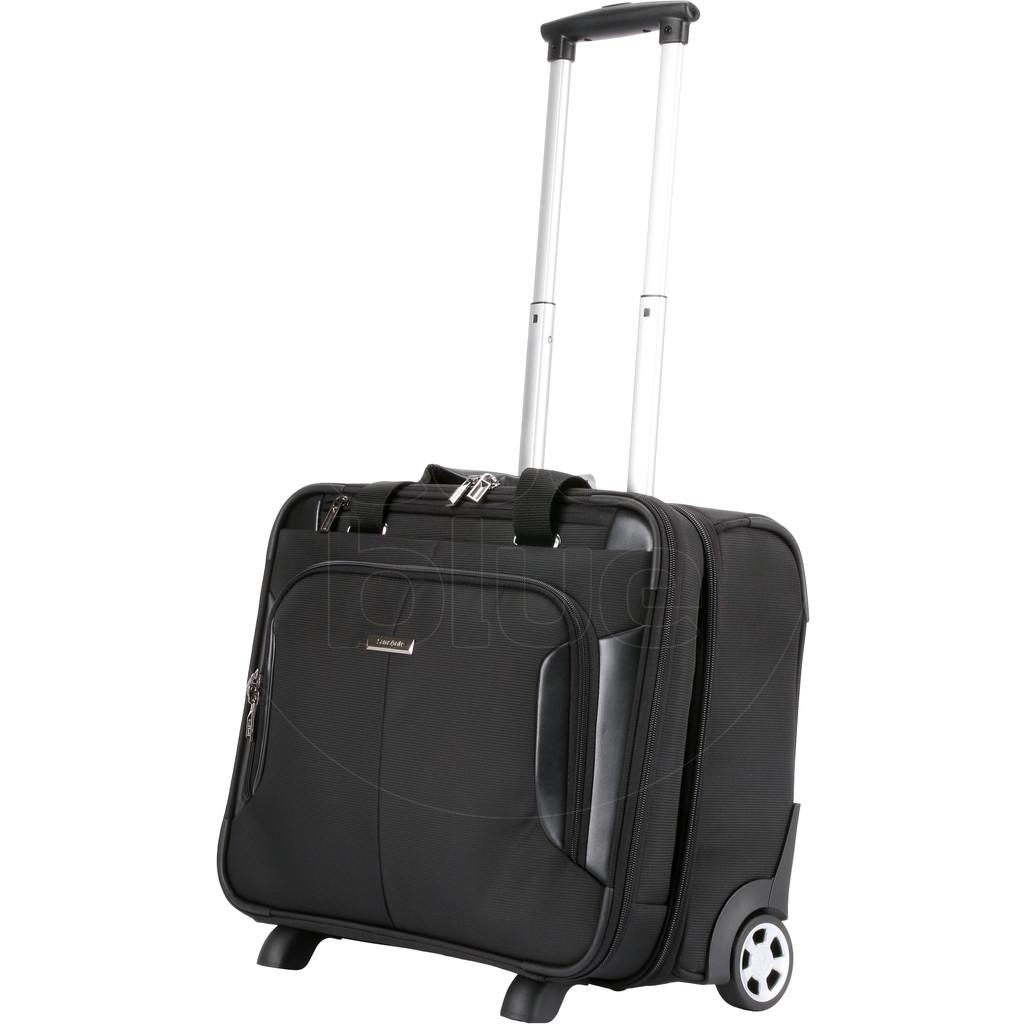 Samsonite XBR Laptop Upright 46cm Black