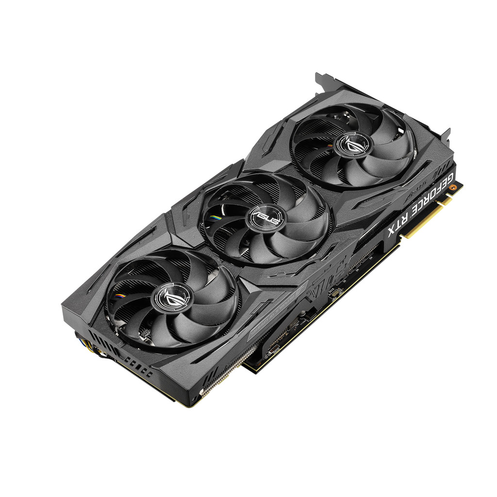 Asus ROG Strix GeForce RTX 2080 Ti OC 11G