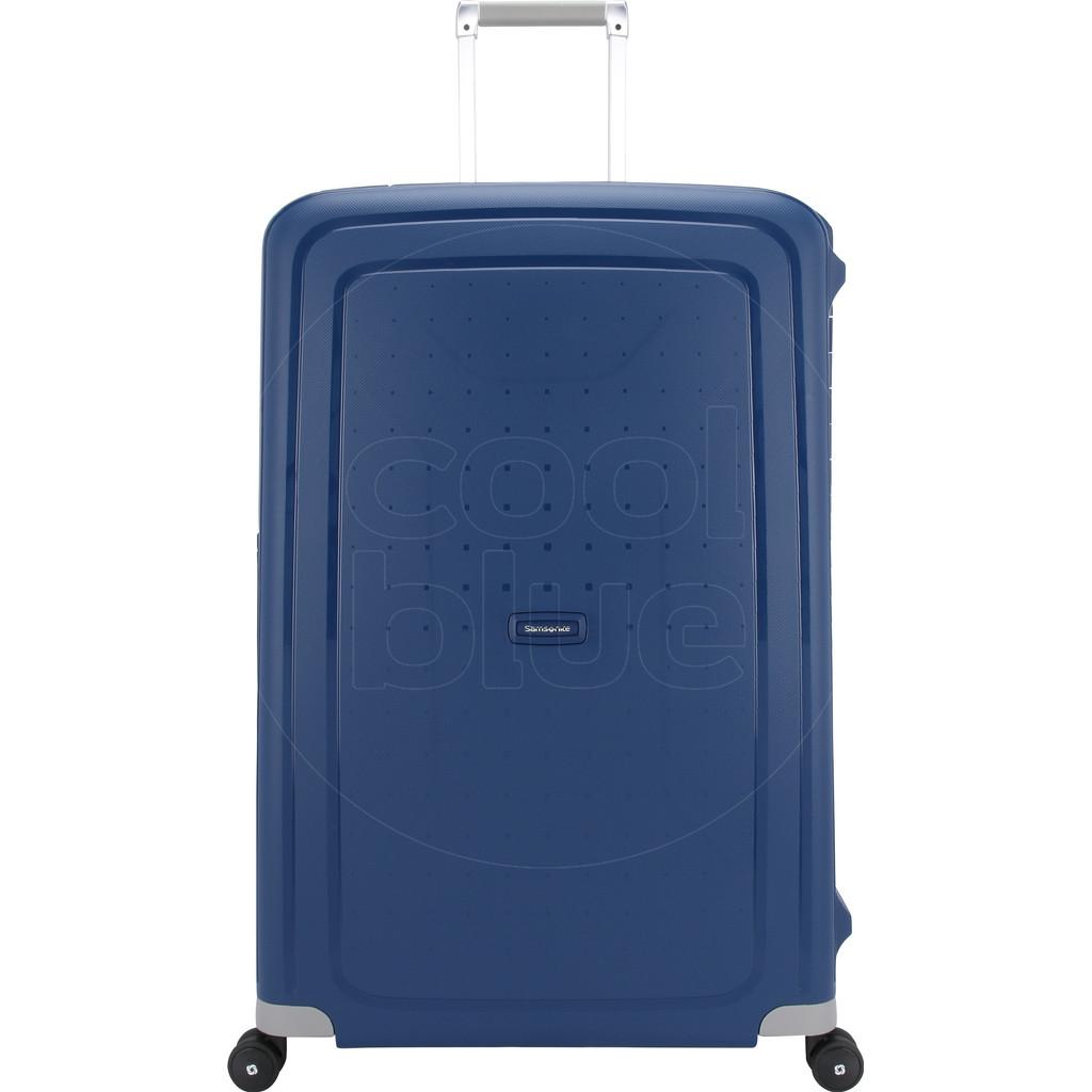 Samsonite S'Cure Spinner 81 cm Dark Blue