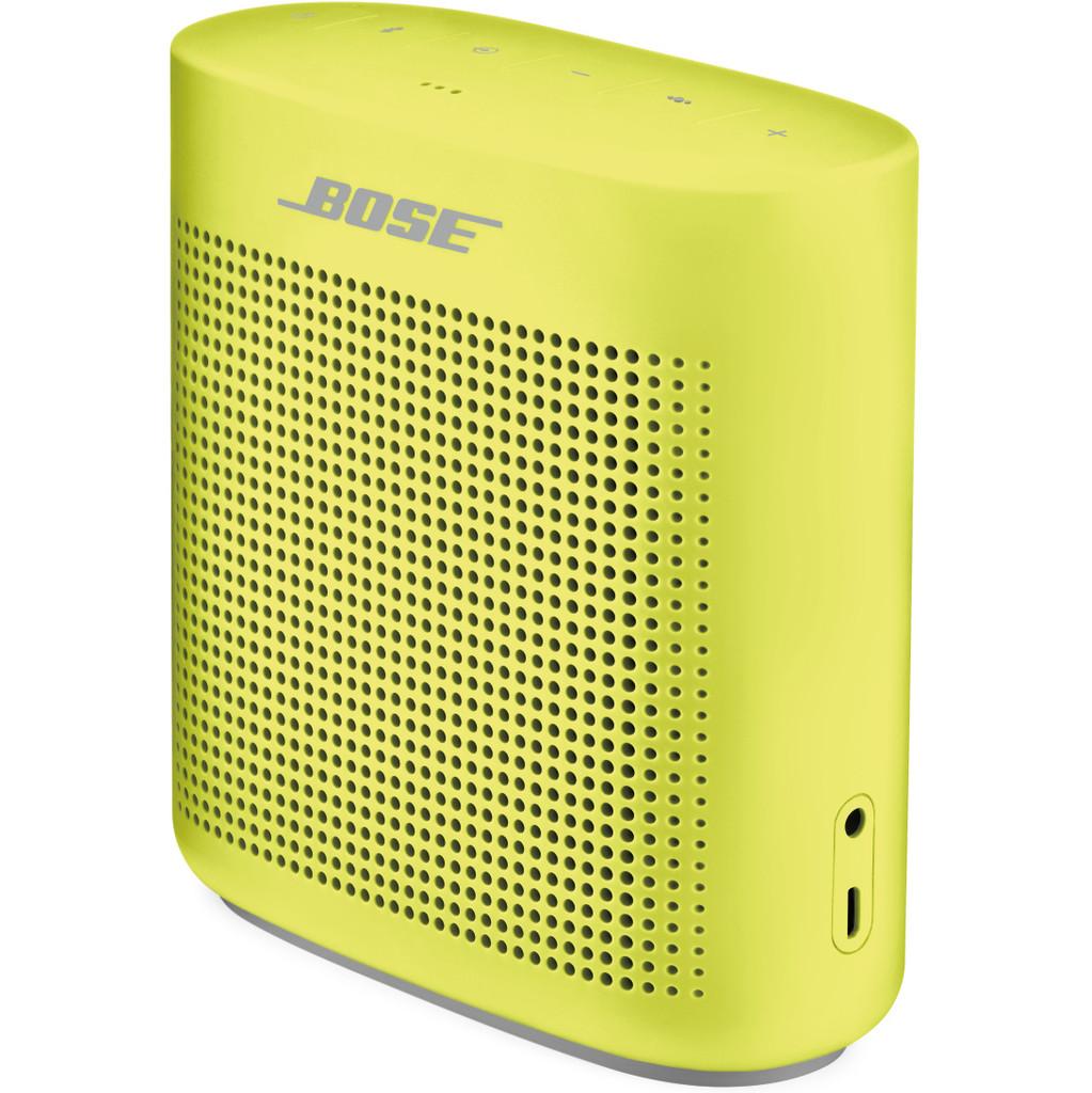 Afbeelding van de Bose SoundLink Color II Geel