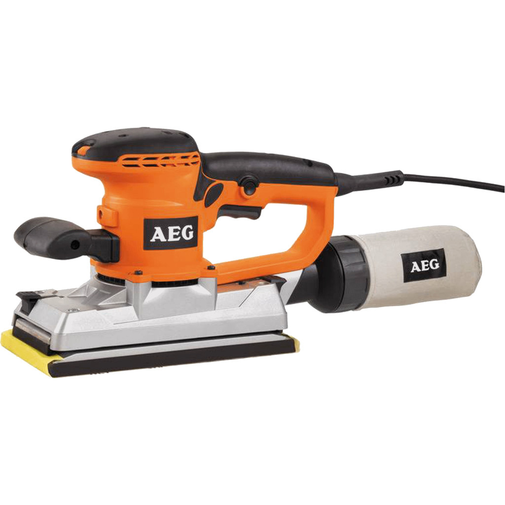 AEG Powertools FS280 Vlakschuurmachine 500 W, 6000 11000 U -min, 226 x 114 mm