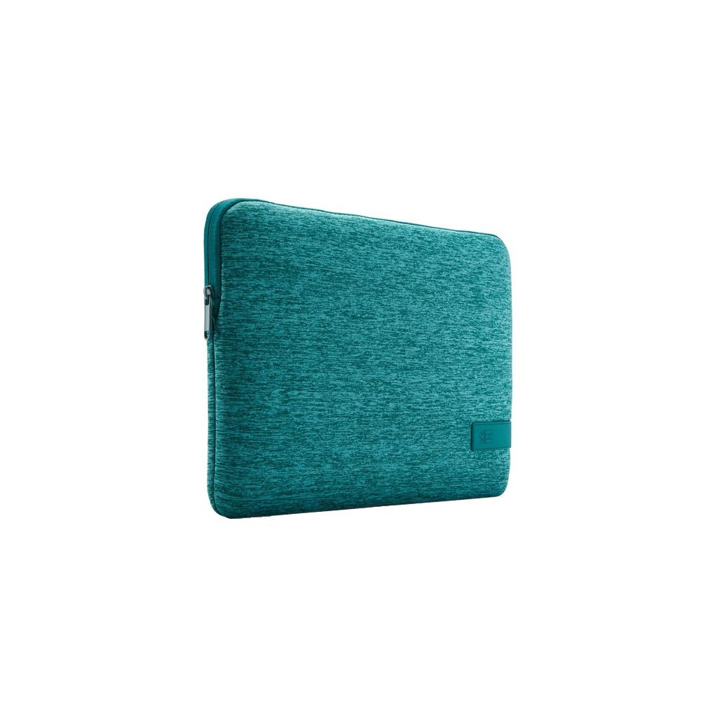 "Case Logic Reflect 13,3"" MacBook Pro/Air Sleeve EVERGLADE - Turquoise kopen"