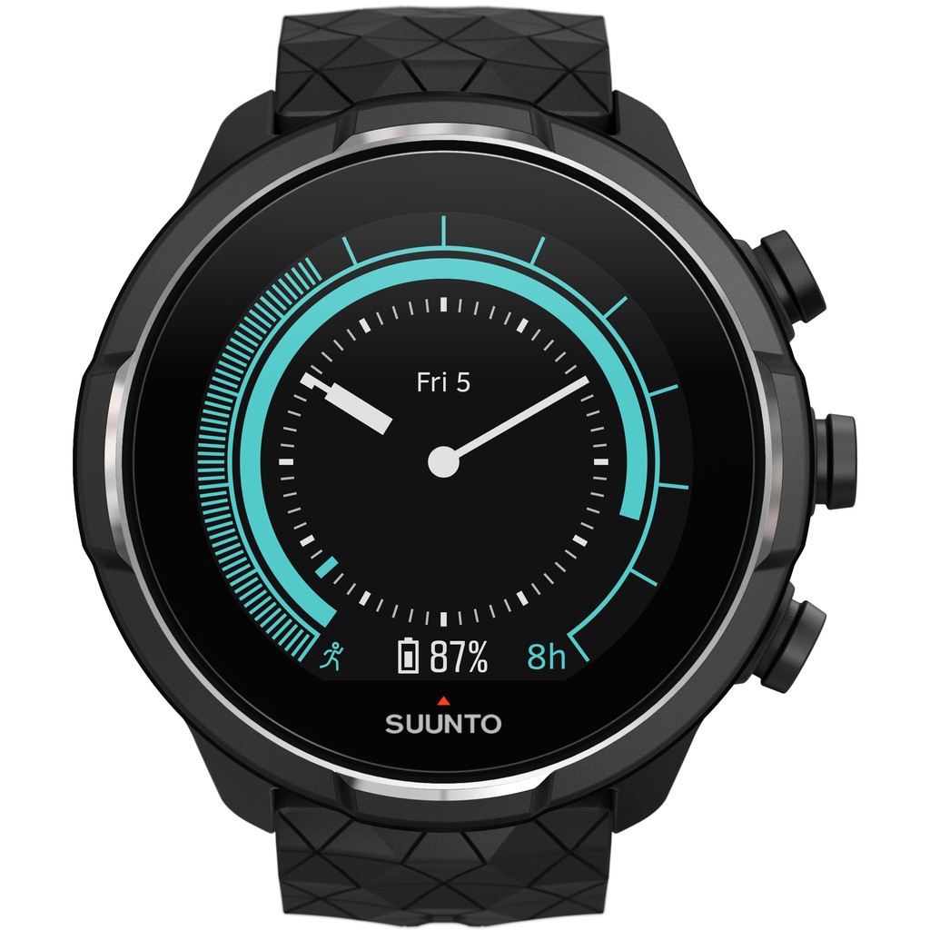 Suunto 9 Baro Multisport GPS Watch Titanium