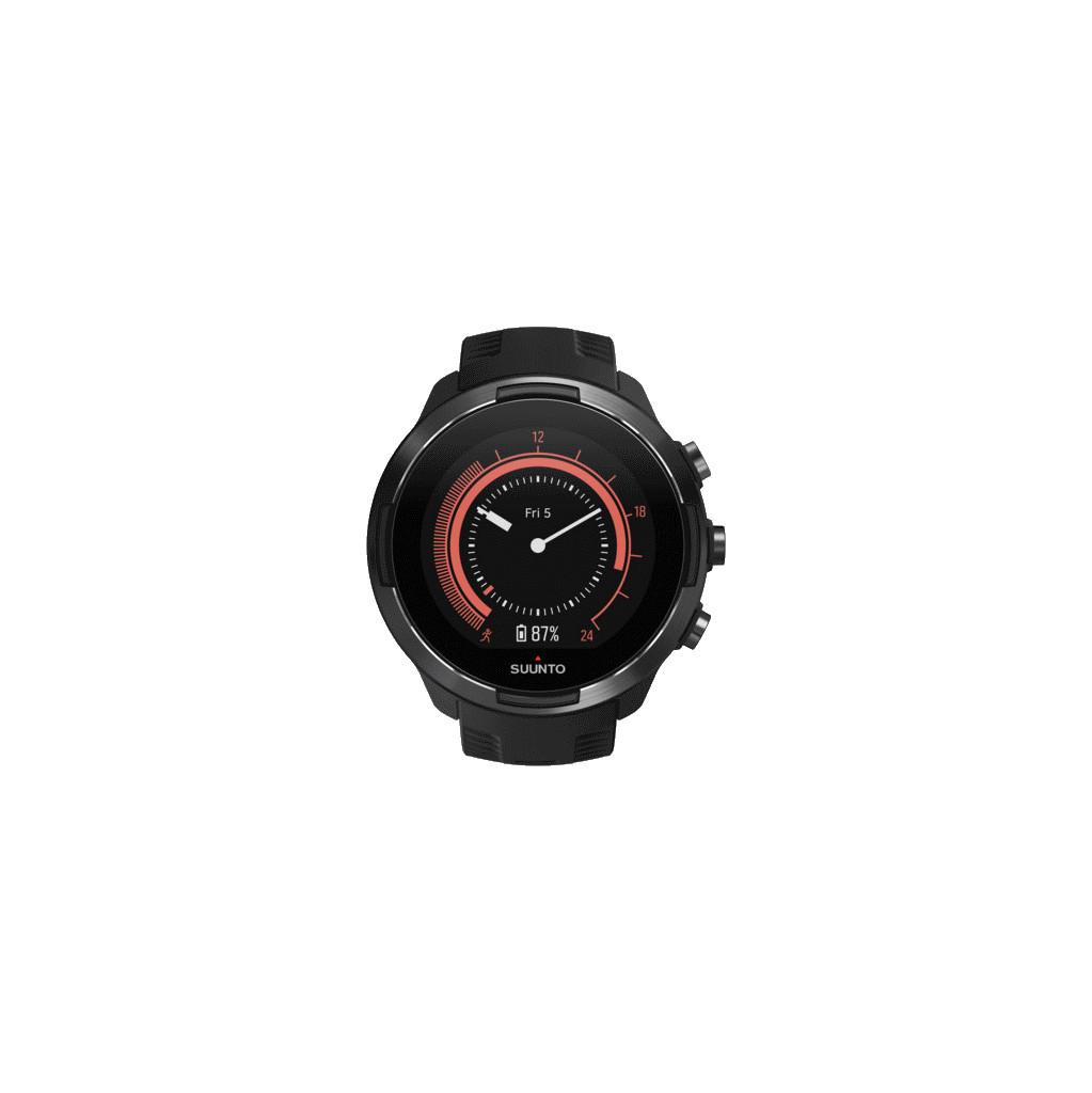 Suunto G9 Baro Multisport GPS Watch Black