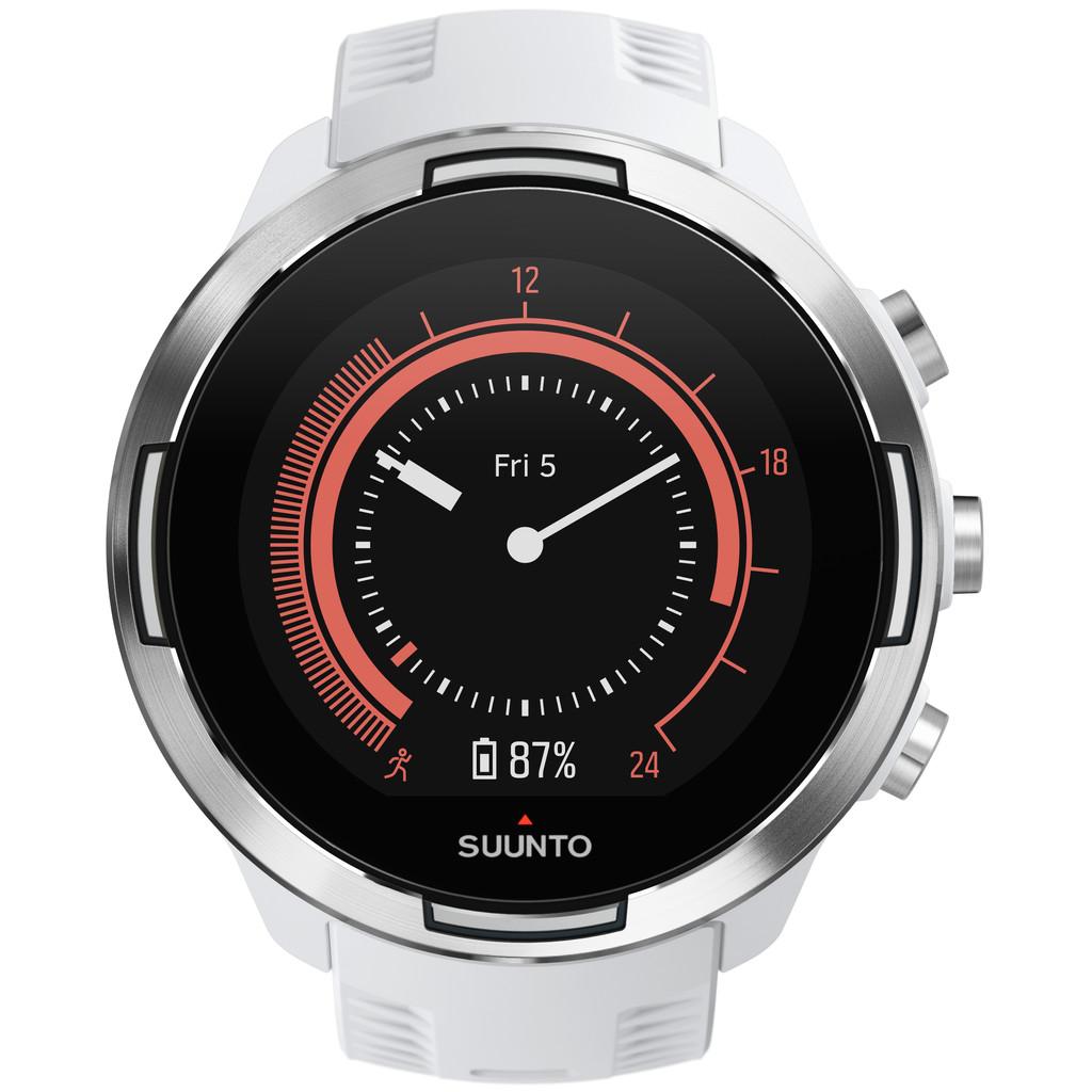 Suunto G9 Baro Multisport GPS Watch White