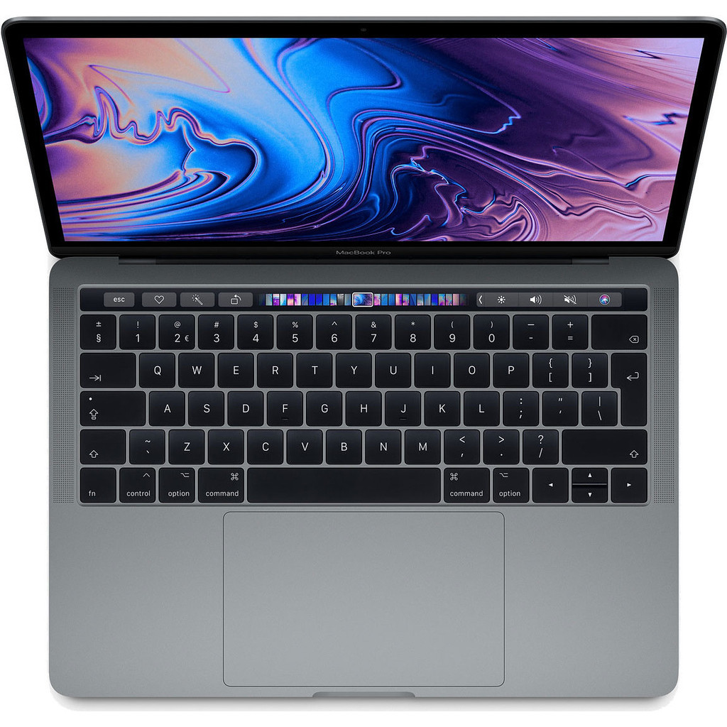 "Apple MacBook Pro 13"" Touch Bar (2019) 16GB/2TB 2,8GHz Space Gray"