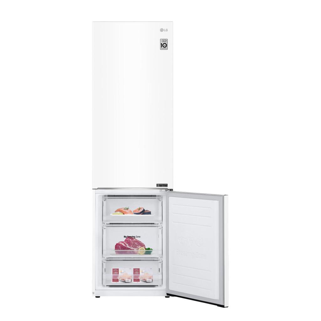 LG GBP62SWNFN Door Cooling Vrijstaande koel-vriescombinaties