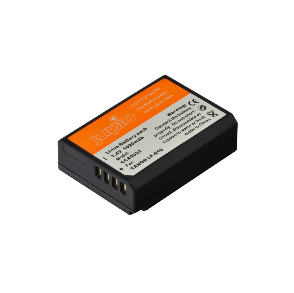 Jupio LP-E10 (1020 mAh) in Ulbeek