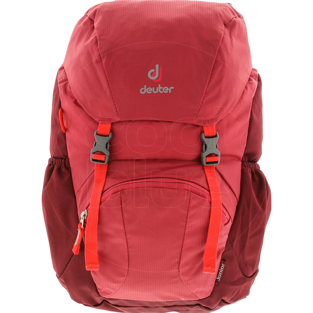 Deuter Junior Kids Backpack cardinal-maron