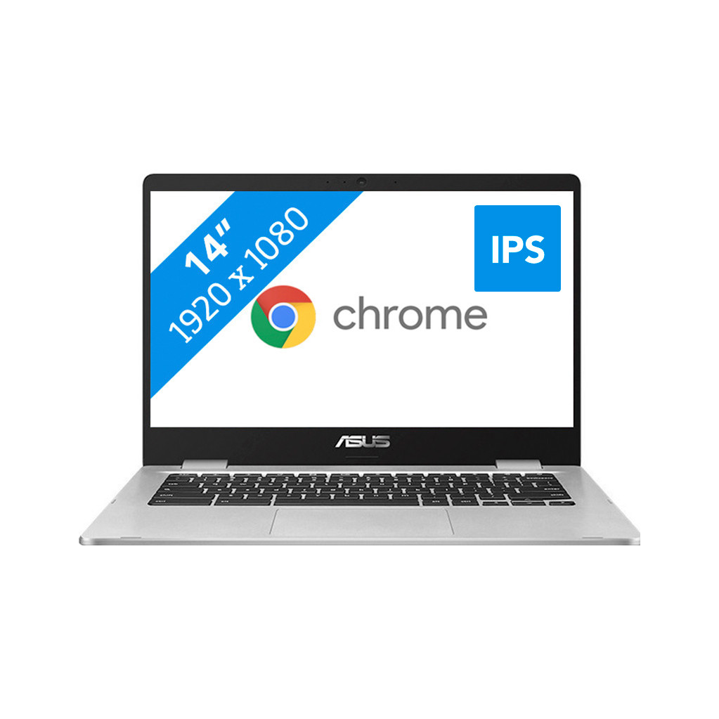 Tweedekans Asus Chromebook C423NA-EB0274 Tweedehands