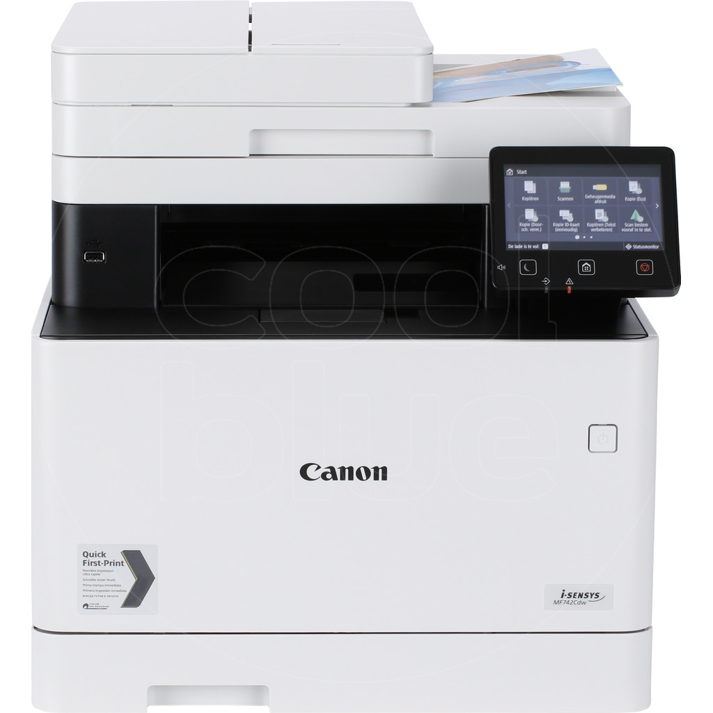 Canon MF742Cdw Laser