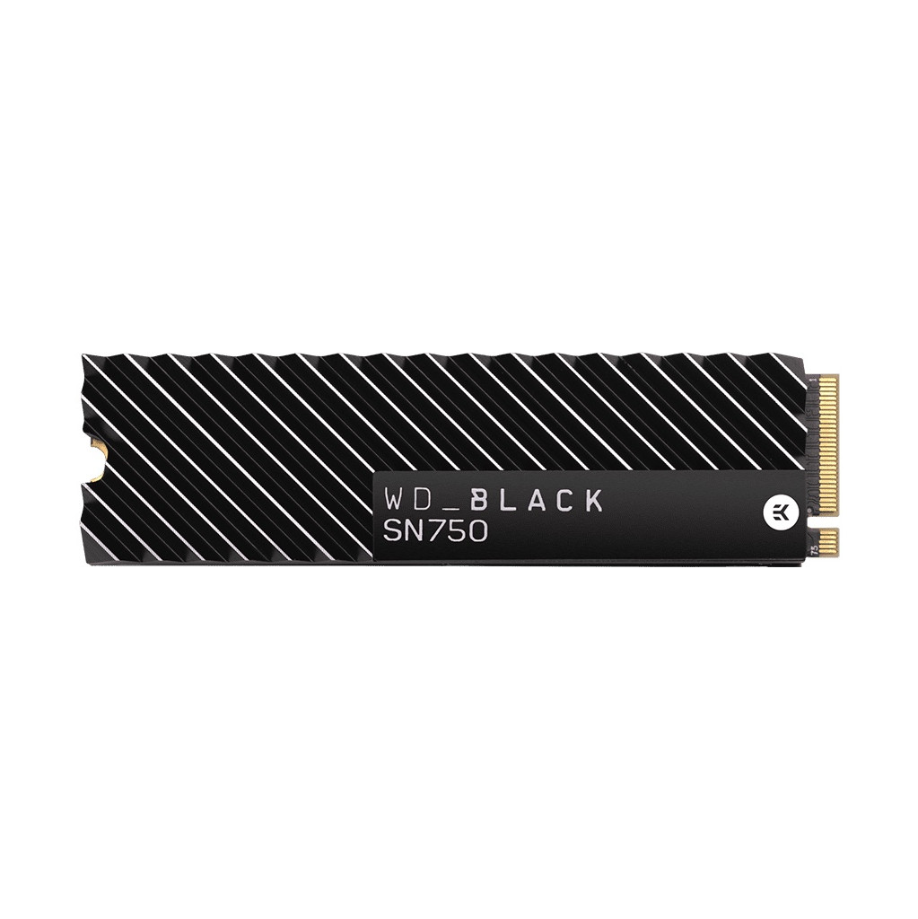 WD Black 2TB SN750 (Plus Heatsink)