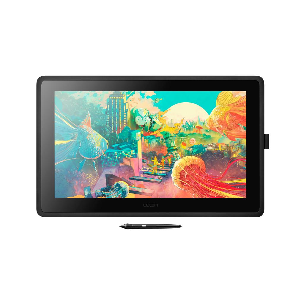 Wacom Cintiq 22 Grafisch USB-tablet Zwart