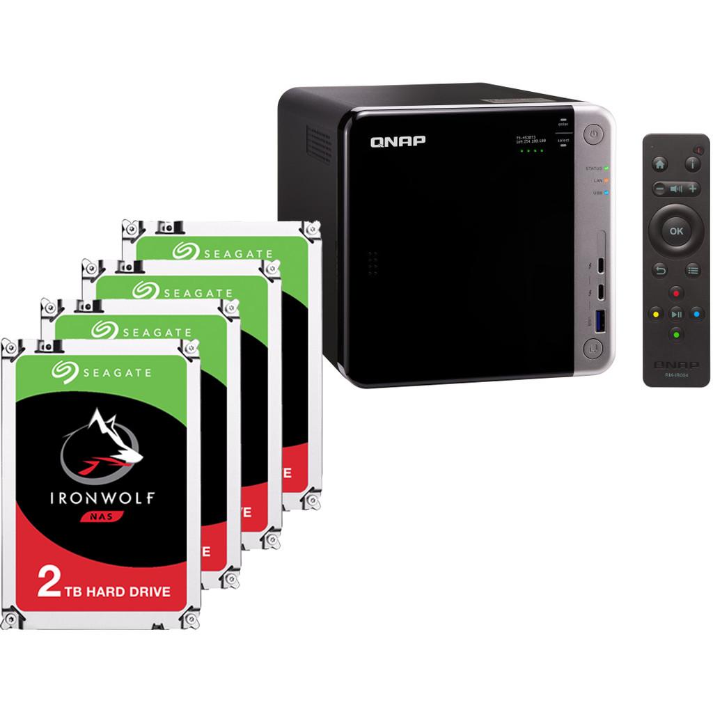QNAP TS 453BT3 8G 4x 2TB