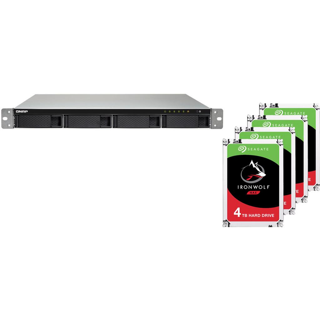 QNAP TS 453BU RP 4G 4x 4TB