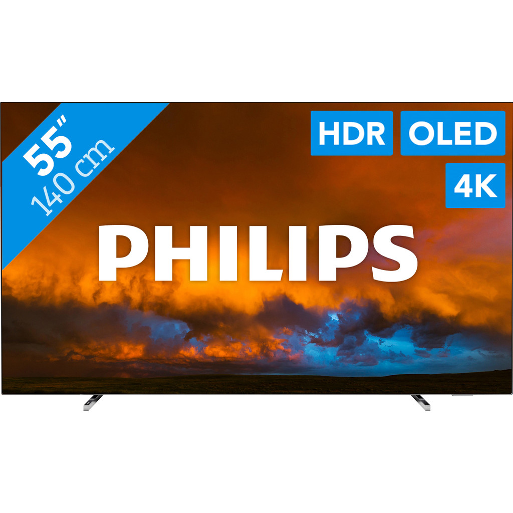Philips 55OLED804 Ambilight