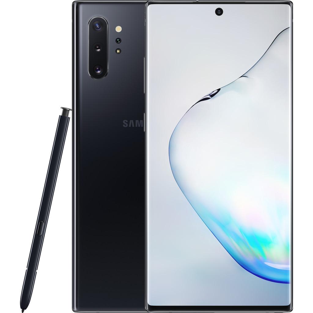 Samsung Galaxy Note 10 Plus 256GB Zwart-256 GB opslagcapaciteit  6,8 inch quad hd scherm  Android 9.0 Pie