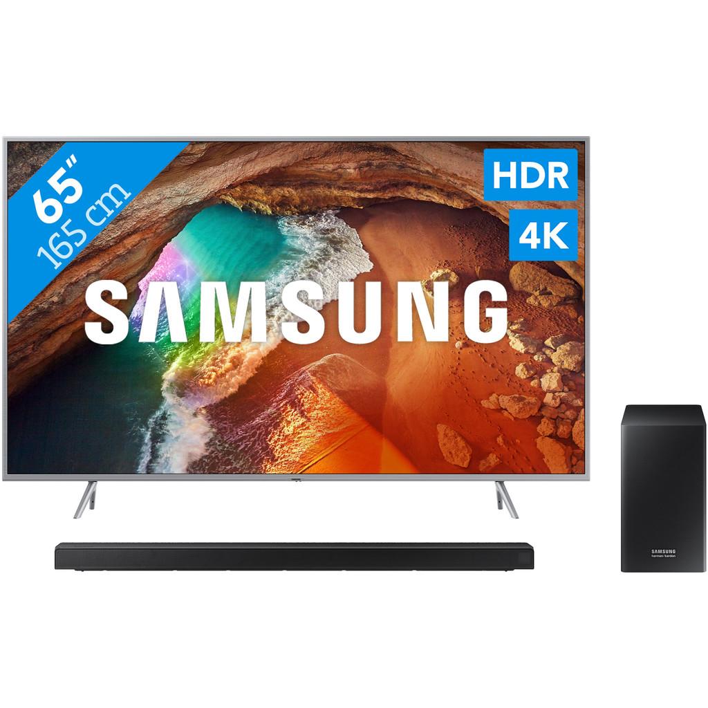 Samsung QE65Q64R - QLED + Soundbar
