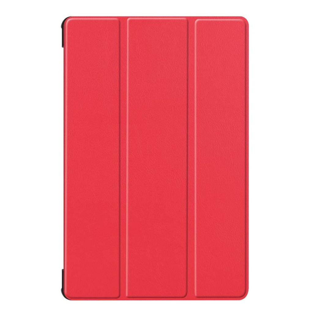 Just in Case Smart Tri-Fold Samsung Galaxy Tab S6 Book Rood kopen