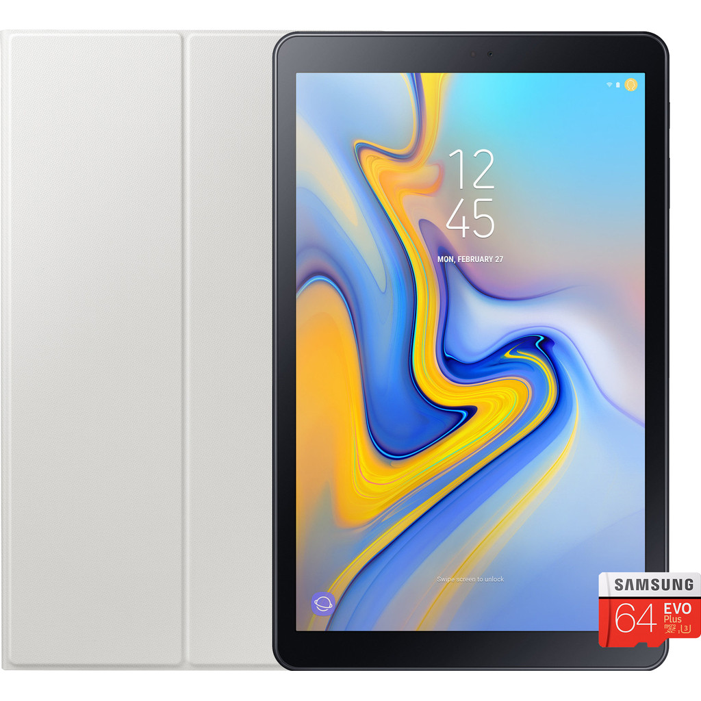 Starterspakket Samsung Galaxy Tab A 10.5 Wifi 64GB Zwart