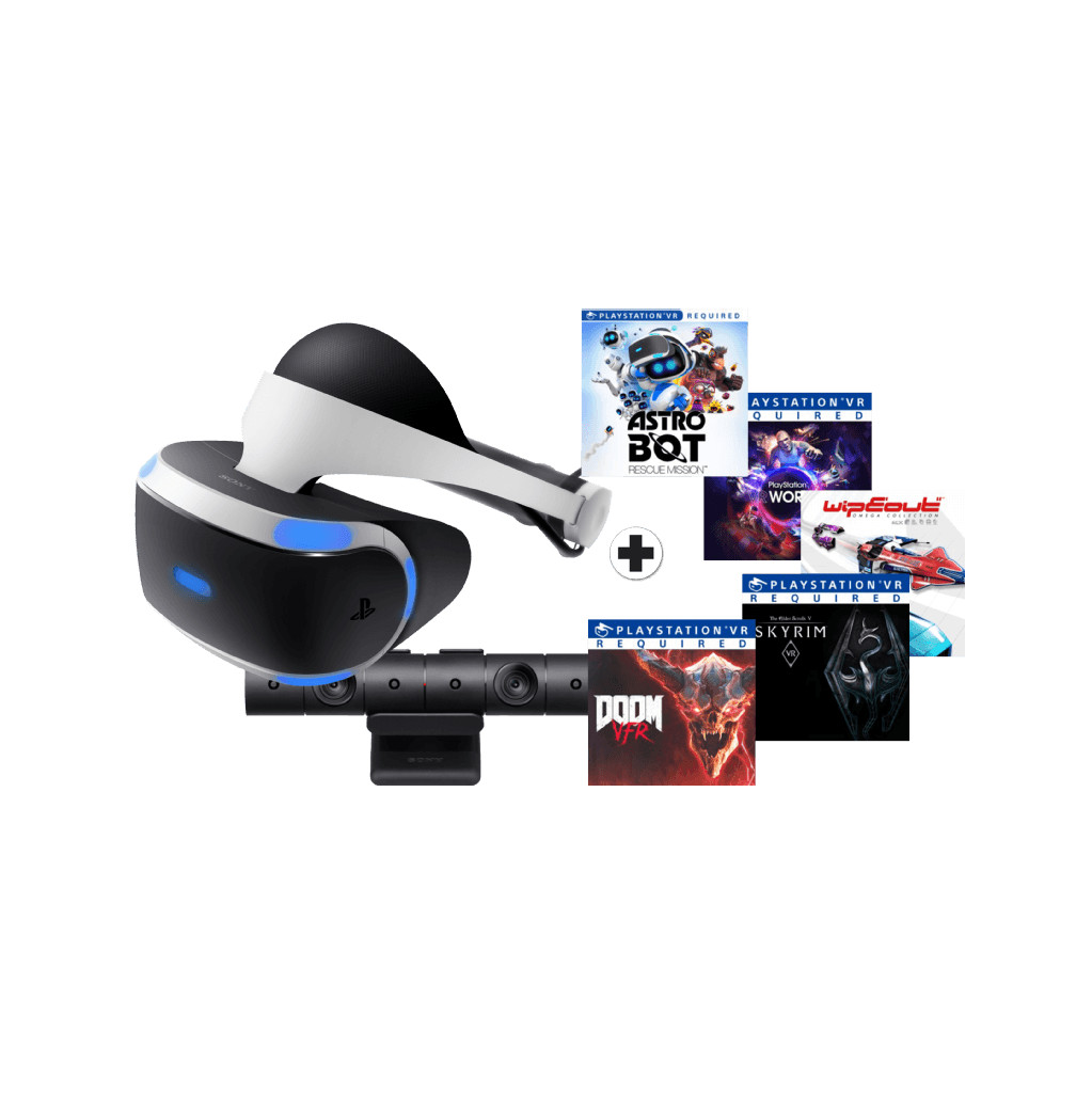 Sony PlayStation VR Megapack Grijs kopen