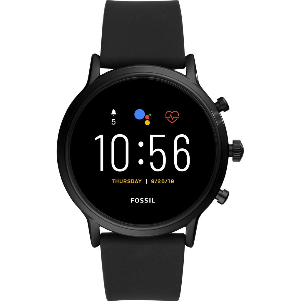 Fossil FTW4025 Generatie 5 (sport) Smartwatch Carlyle 44 mm